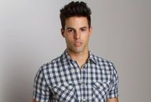Men's Polos and Dress Shirts / by International Jock