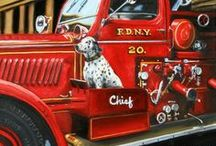 Fire Trucks / Firefighters / by EagleCollector83