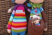 Crochet toys x / by Esther Hill