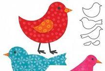 Bird Printables / by Sara Grilo