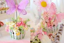 Butterfly flower garden party / by Christi Hill