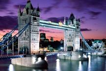 I love England / by Valerie Gordon-Moretti