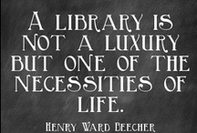 Books, Libraries, Community and Other Necessities of Life / Welcome to the Sachse Public Library! Here are just a few of the things we love... / by Sachse Library