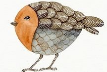 Bird Love / by Cynthia Julian