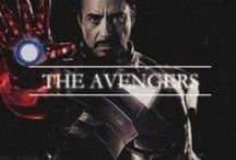 Avengers! / by Stacey Jennison