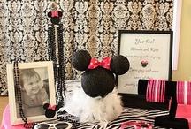 Minnie & Mickey  / Birthday / by MLO