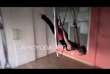 Aerial Pilates/Yoga / by J Esparza-Lowe