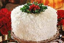 Christmas pastry / All the foods you will need to celebrate the holiday. / by Carol Feldmann