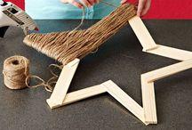Crafty / She's crafty, she gets around! / by Jennifer Blackmon