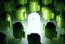 Android / all things android / by Alexis Patrick Viray Lozare