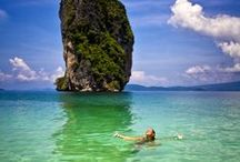 Thailand / There is no more beautiful, exotic and erotic place on earth than Thailand. / by Shoes Only Travel