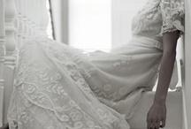 It's all White / by Coquette + Dove | The Coquette Bride