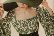 Vintage Fashion: 1960-1985 / by Barb Smith