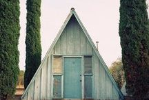 dwellings / by Meg at September Wren
