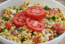 Food: Veggies / Salads / Fruits / by Barb Smith