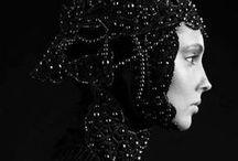 Noir / by Coquette + Dove | The Coquette Bride