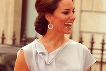 Kate Middleton Fashion Icon / Catherine Elizabeth Mountbatten-Windsor or Kate as we have come to know her, is now Catherine, Duchess of Cambridge, the wife of Prince William, Duke of Cambridge, and 2nd in line to the throne of England.  She is fashion savvy and has impeccable taste, wearing everything from sleek wrap dresses to those inescapable royal hats with grace, elegance and touches of her own personal style sensibility.   / by Tailor And Stylist