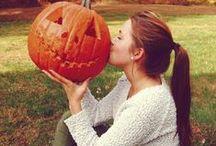 Decoration: Fall / by Megan Bales