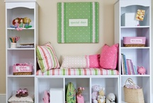 Girl's Bedroom / by Dottie Null
