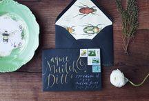 Paper Perfection / by Coquette + Dove | The Coquette Bride