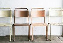 chairs / Chairs, chairs, chairs / by Marloes Pijfers