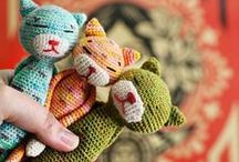 Dolls & Stuffies / by Laura Sancho