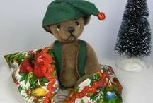 Teddy Bears For Holidays/Occasions <3  / Holidays, Celebrations, Special Occasions  / by Pamela R. Graves