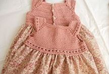 knit for baby and toddler / by Barbara Ajroldi