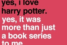Harry Potter!!! / Best series of ALL time. Period. / by Kiley