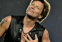 Celebrity-Jon Bon Jovi / by Debbie Gentry