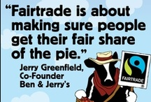 Products with the FAIRTRADE Mark  / The international FAIRTRADE Mark appears on over 27,000 products sold in more than 120 countries. Here are some of them. / by Fairtrade America