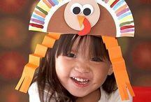 Thanksgiving Crafts/Activities / by The Appy Ladies