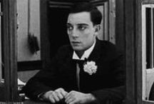 BUSTER!!!!!!!!!!!!!!!!!!!!!!!!!!!!!!!! / Everything about the one and only Buster Keaton! / by Bronwyn Curtain