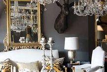 Beautiful Interiors / by Mary Jo Loomis
