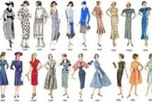 20th Century Vintage Fashion (Male and Female) / Clothes and accessories for the 20th century. / by Steven Casey