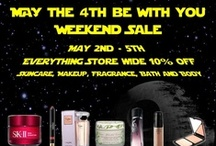 Specials & Deals / Our Current Special Deals and Sales / by Cosmetic America
