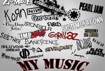 Music i love / by Lisa Raxter