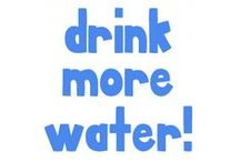Healthy Hydration=Water / by Stephie Wharam