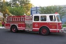 Fire Trucks  / Different Fire Trucks from different eras and different uses  / by Jimmy Kistner