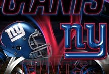 My Favorite Sports Teams  / My favorite teams are the New York Giants and the New York Yankees / by Jimmy Kistner