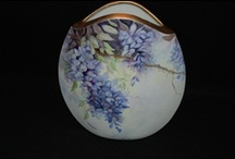 Art Porcelain / The timeless art of china painting Many Talented Artists / by Bonnie Schuon