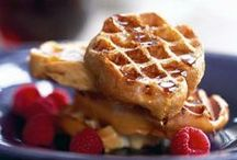 Breakfast / Pancakes, waffles, parfaits, oatmeal, cereals etc / by Jina Choi