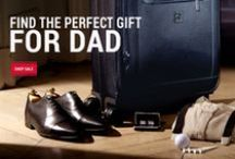 Father's Day gifts from DELSEY / Find Dad the perfect gift this Father's Day. Our new Father's Day Gift Shop features all our top picks, including items from leather wallets, travel totes and business briefs inspired by innovation and Unmistakable French design. Shop all our favorite Father's Day gift picks at DELSEY.com.  / by DELSEY USA