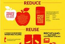 Reduce, Reuse, Recycle / by ATRS Recycling