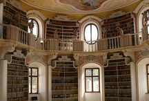 The Library / by marie fricchione