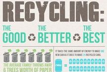 Green Infograph[ic]s / by ATRS Recycling