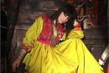 Afghan Dress / Afghan Traditional Dress / by Sara