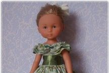 Dolls - Les Cherie / I have this doll so anything for her goes here :o) / by Debby