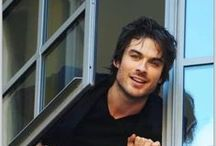 mr.smolder :)<3 / All about Ian joseph Somerhalder <3 :) December 8, 1978 |  Boone Carlyle in Lost and Damon Salvatore in the vampire diaries / by may phuriekkatat