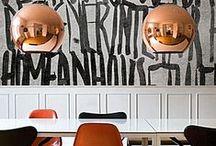 interior inspiration / by Britta Østergård